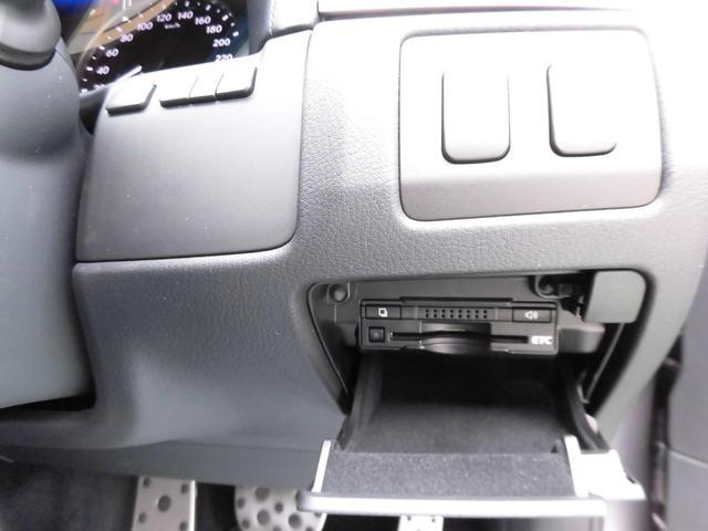 レクサス GS GS250 Fスポーツ SR 地デジナビ黒革エアーシート