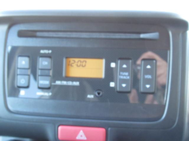 GXターボ 届出済未使用車 インテリジェントエマージェンシーブレーキ 踏み間違い衝突防止アシスト エマージェンシーストップシグナル インタークーラーターボ ハイルーフ 純正オーディオ(10枚目)