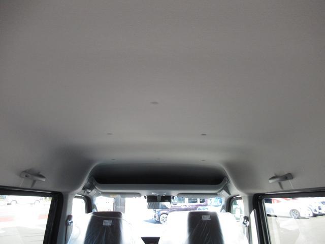 GXターボ 届出済未使用車 インテリジェントエマージェンシーブレーキ 踏み間違い衝突防止アシスト エマージェンシーストップシグナル インタークーラーターボ ハイルーフ 純正オーディオ(17枚目)