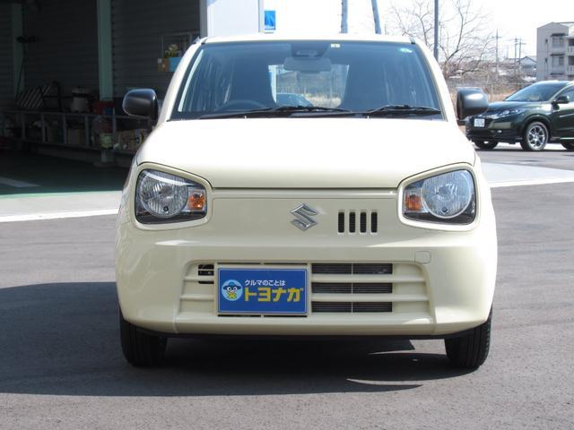 F スズキセーフティサポート装着車 後方ブレーキサポート 前後誤発進抑制機能 キーレスエントリー オートライト 5速オートギアシフト(2枚目)