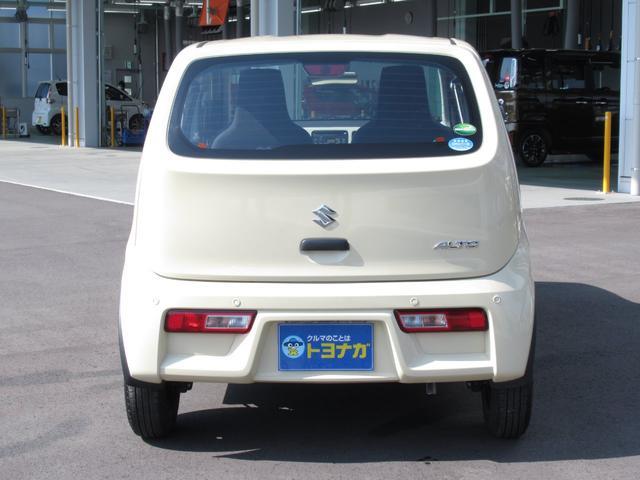 F スズキセーフティサポート装着車 後方ブレーキサポート 前後誤発進抑制機能 キーレスエントリー オートライト 5速オートギアシフト(3枚目)