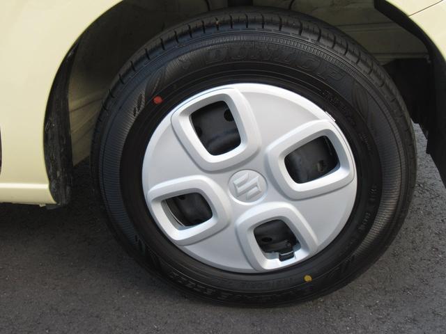 F スズキセーフティサポート装着車 後方ブレーキサポート 前後誤発進抑制機能 キーレスエントリー オートライト 5速オートギアシフト(20枚目)