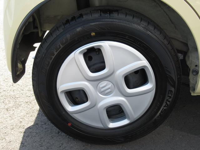 F スズキセーフティサポート装着車 後方ブレーキサポート 前後誤発進抑制機能 キーレスエントリー オートライト 5速オートギアシフト(21枚目)