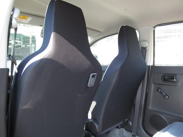 F スズキセーフティサポート装着車 後方ブレーキサポート 前後誤発進抑制機能 キーレスエントリー オートライト 5速オートギアシフト(63枚目)