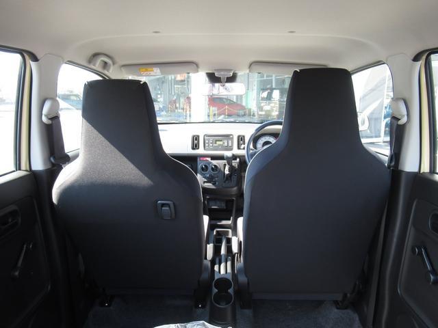 F スズキセーフティサポート装着車 後方ブレーキサポート 前後誤発進抑制機能 キーレスエントリー オートライト 5速オートギアシフト(76枚目)
