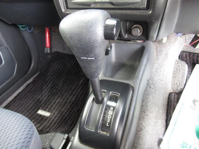 XG 4速オートマチック Wエアバック ABS キーレスエントリー 車検整備済(11枚目)