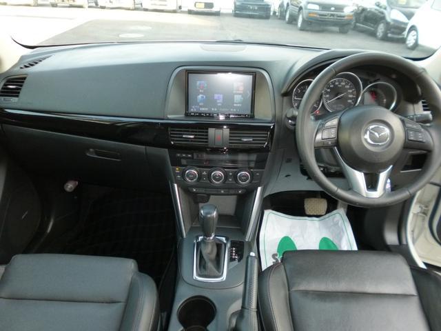 XD Lパッケージ 4WD レザーシート アルパイン8インチナビ ETC 17インチアルミ ワンオーナー スマートキー(14枚目)