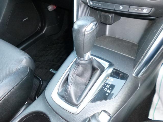 XD Lパッケージ 4WD レザーシート アルパイン8インチナビ ETC 17インチアルミ ワンオーナー スマートキー(17枚目)