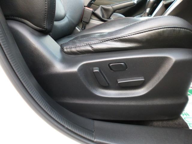 XD Lパッケージ 4WD レザーシート アルパイン8インチナビ ETC 17インチアルミ ワンオーナー スマートキー(28枚目)
