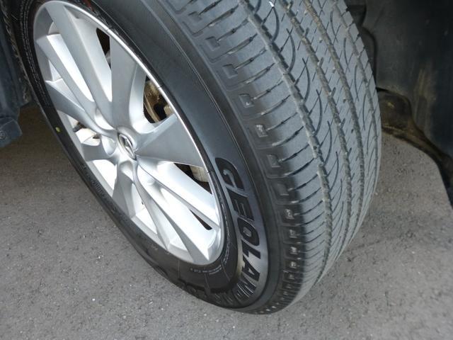 XD Lパッケージ 4WD レザーシート アルパイン8インチナビ ETC 17インチアルミ ワンオーナー スマートキー(36枚目)