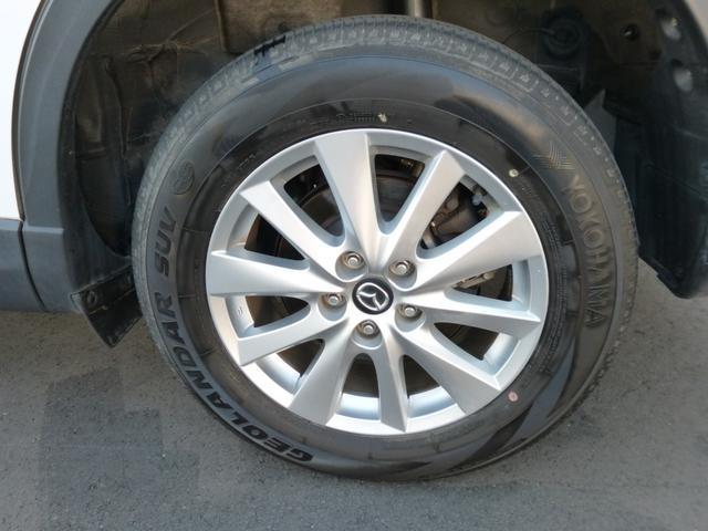 XD Lパッケージ 4WD レザーシート アルパイン8インチナビ ETC 17インチアルミ ワンオーナー スマートキー(39枚目)