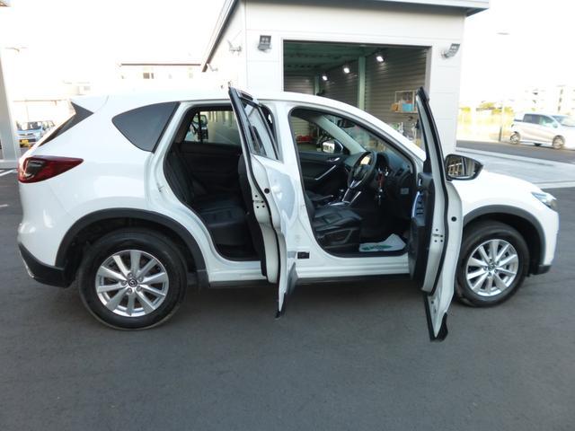 XD Lパッケージ 4WD レザーシート アルパイン8インチナビ ETC 17インチアルミ ワンオーナー スマートキー(62枚目)