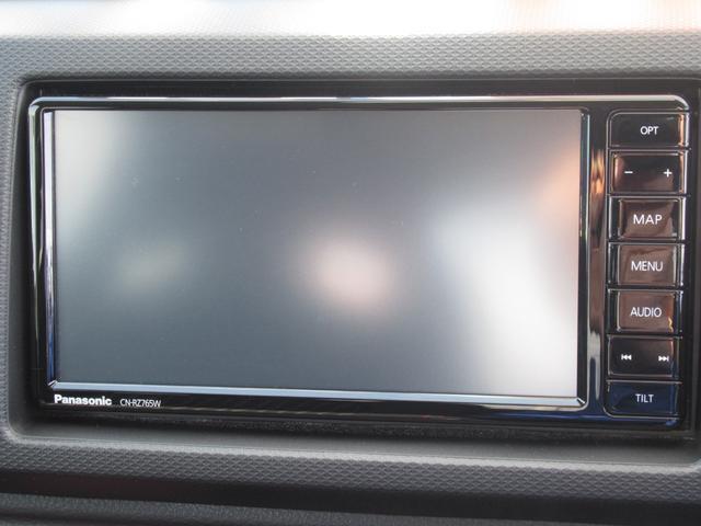 ハイブリッドFX フルセグSDナビ バイザー フロアマット キーフリー デュアルセンサーブレーキ シートヒーター イモビライザー(10枚目)