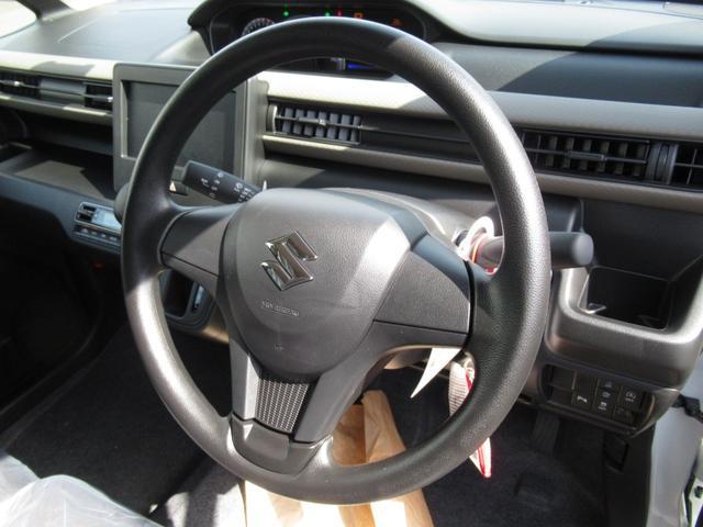 ハイブリッドFX フルセグSDナビ バイザー フロアマット キーフリー デュアルセンサーブレーキ シートヒーター イモビライザー(15枚目)