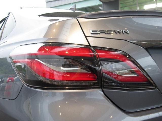 RS トヨタセーフティセンス 純正ナビ アダプティブクルーズ パワーシート シートヒーター ステアリングヒーター LEDライト LEDフォグ ヘッドランプウォッシャー 18インチアルミホイール スマートキー(28枚目)