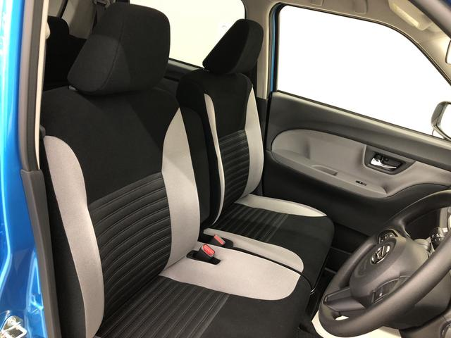 座り心地の良いシートで快適なドライブを楽しめます☆
