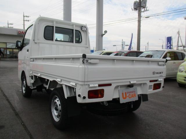 ダイハツ ハイゼットトラック スタンダード 農用スペシャル 4WD