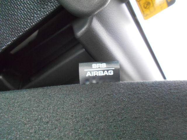 運転席&助手席サイドエアバッグ付きです。