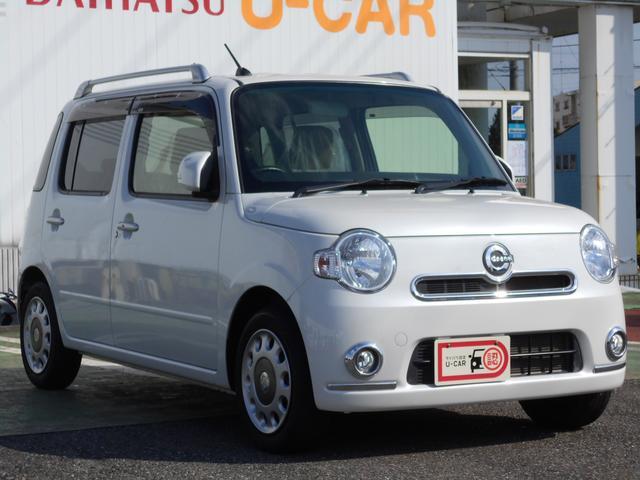 「ダイハツ」「ミラココア」「軽自動車」「群馬県」の中古車3