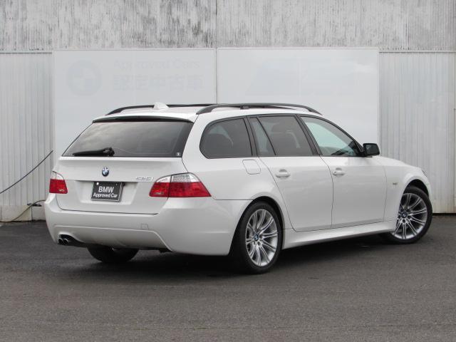 BMW BMW 525iツーリング Mスポーツ 認定中古車 サンルーフ