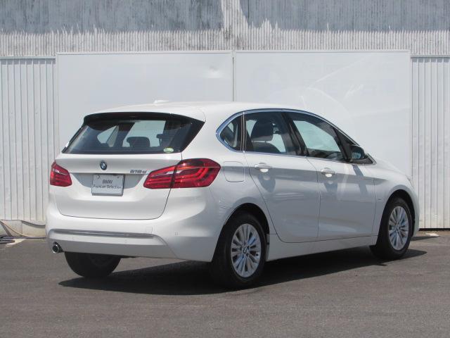 BMW BMW 218dアクティブツアラー 認定中古車 純正ナビ 禁煙車