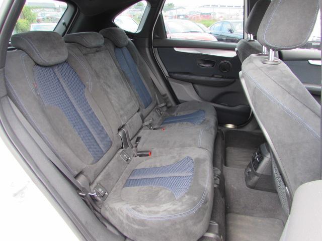 BMW BMW 218iアクティブツアラー Mスポーツ 認定中古車