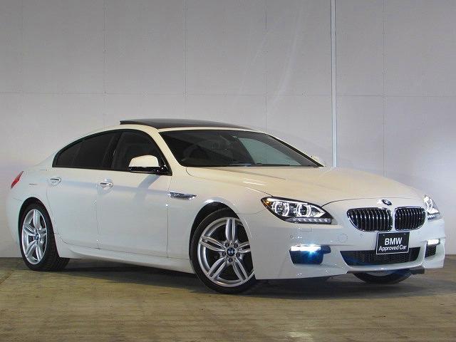 BMW BMW 640iグランクーペ Mスポーツパッケージ 認定中古車
