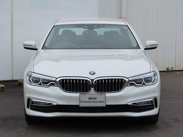 BMW BMW 523d ラグジュアリー 認定中古車 純正ナビ LEDライト