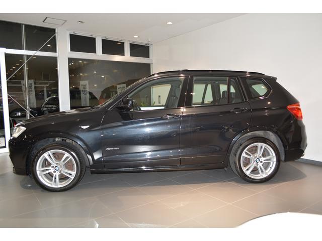 BMW BMW X3 xDrive 28i Mスポ トップビューカメラ 認定中古車