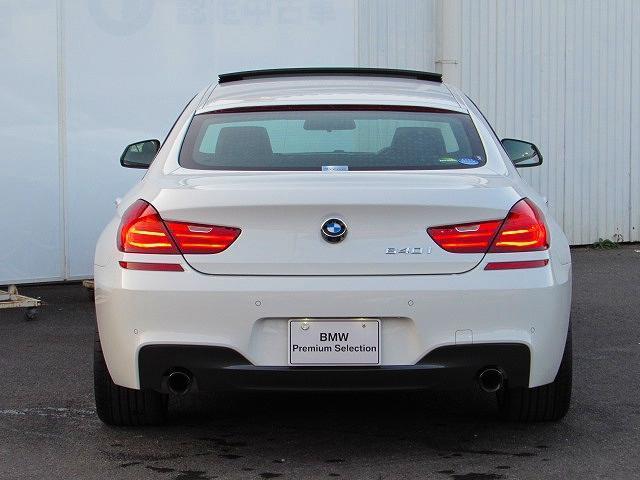 BMW BMW 640iグランクーペ Mスポーツ 認定中古車 ワンオーナー