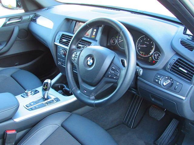 BMW BMW X3 xDrive20i Mスポーツ 認定中古車 純正ナビ DTV