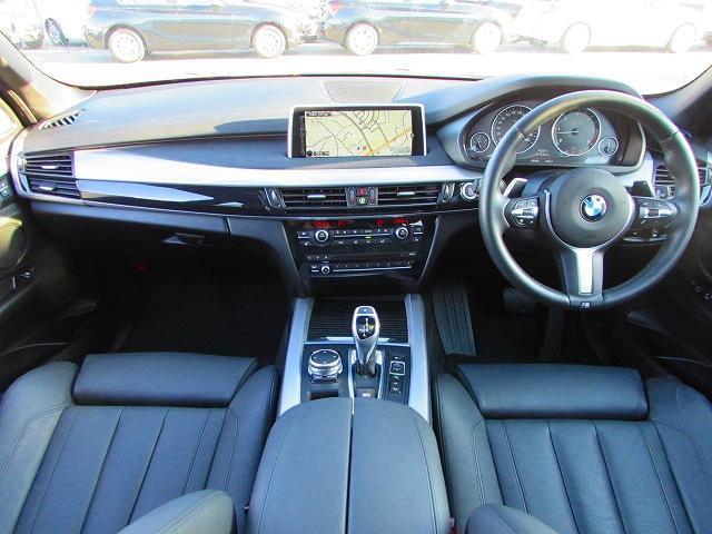 BMW BMW X5 xDrive 35d Mスポーツ 認定中古車 サンルーフ