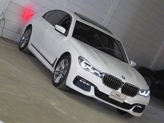 BMW BMW 740Li Mスポーツ 認定中古車 サンルーフ 1オーナー