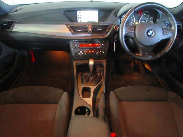BMW BMW X1 sDrive 18i Mスポーツ 認定中古車 社外ナビ