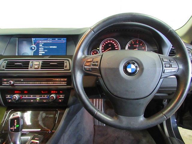 BMW BMW 523i ハイライン 認定中古車 純正ナビ キセノン ETC