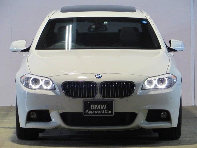 528i Mスポーツ 認定中古車 SR キセノン Bカメ(6枚目)