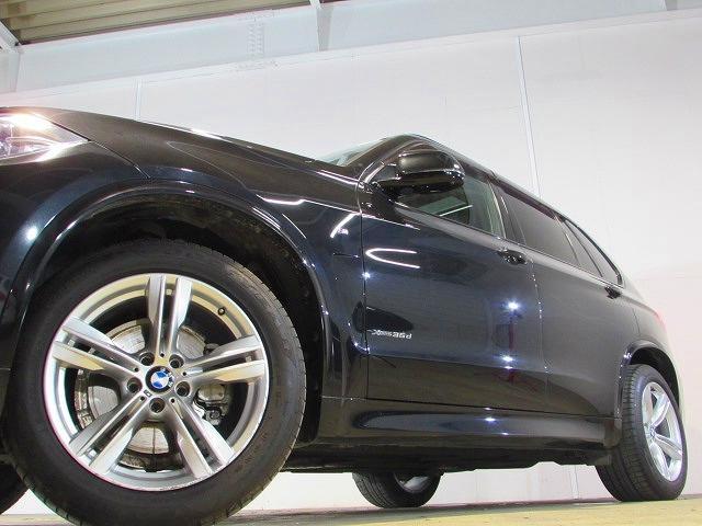 xDrive35d Mスポーツ 認定中古車 SR ワンオーナ(8枚目)