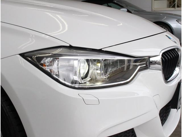 320i Mスポーツ 認定中古車 赤レザー キセノン ETC(13枚目)