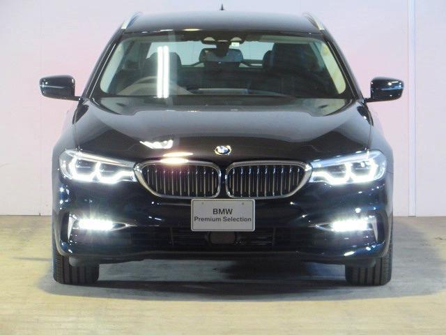 523dツーリング ラグジュアリー 認定中古車 純正ナビ(2枚目)