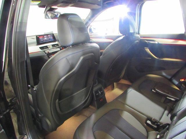sDrive 18i Mスポーツ 認定中古車 純正ナビ ブラックハーフレザー シートヒーター パワーシート ルームミラー内蔵ETC バックカメラ 障害物センサー 電動リアテールゲート LEDヘッドライト アクティブクルーズコントロール(43枚目)