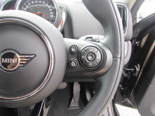 クーパーSD クロスオーバー オール4 認定中古車 弊社下取車 ワンオーナー 禁煙車 純正HDDナビゲーション LEDヘッドライト インテリジェントセーフティー バックカメラ 電動リアテールゲート アイドリングストップ 障害物センサー(22枚目)