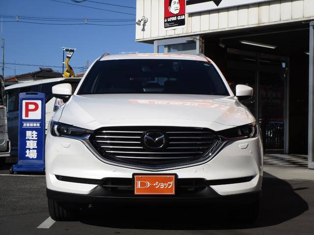 「マツダ」「CX-8」「SUV・クロカン」「茨城県」の中古車2