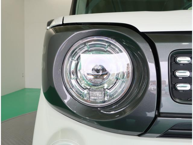 LEDヘッドライト標準装備!