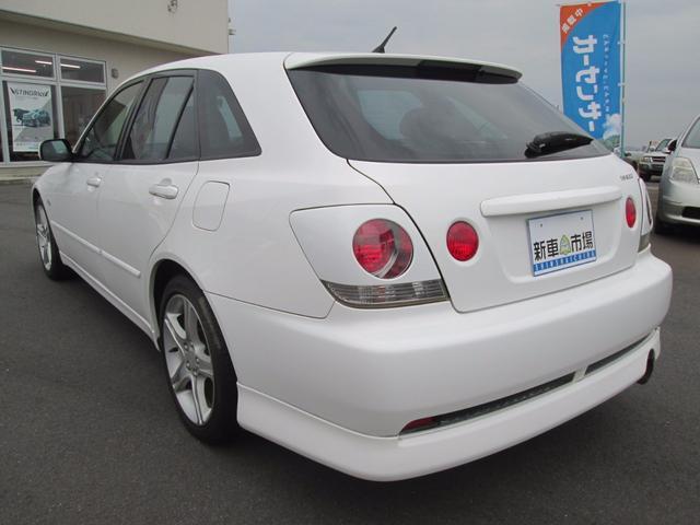 トヨタ アルテッツァジータ AS300サンルーフ ETC CDMD キーレス