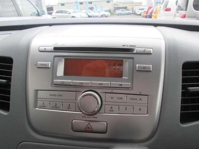 スズキ ワゴンR FX CD キーレス 電動格納ミラー