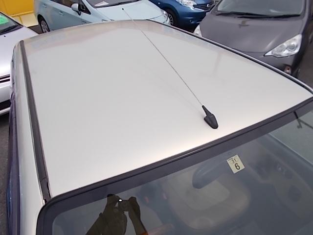 ジーノ モデル最終年式車 ウッドコンビハン ミニライトアルミ(14枚目)