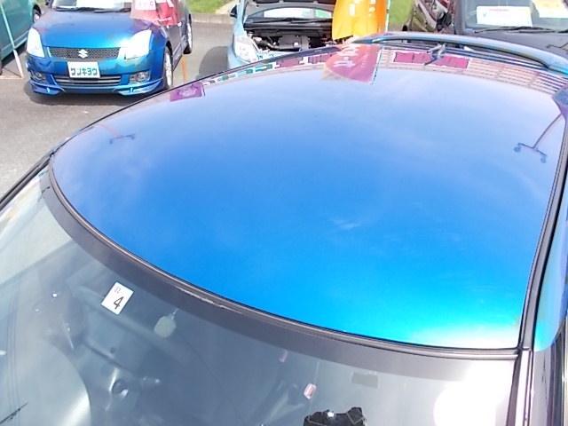 XGエアロ 走行13.700キロ 黒色専用アルカンターラシート フロジェクターヘッドライト SDナビ ワンセグTV  純正15インチアルミ 禁煙車(18枚目)
