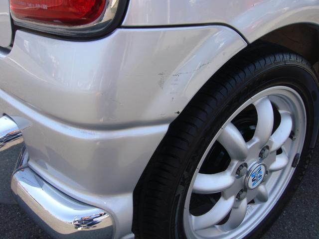 ミニライトスペシャルターボ 4WD 革調シート Tベルト済(18枚目)