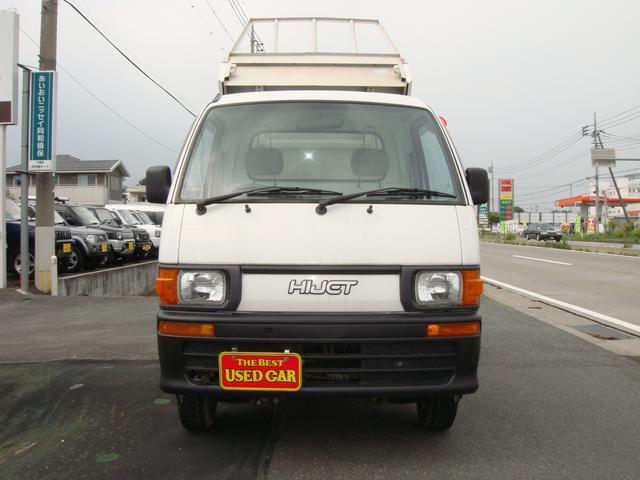 ダイハツ ハイゼットトラック クライマーダンプ デフロック 4WD PTO