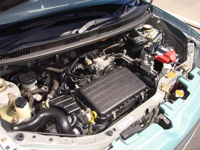 ダイハツ ミラジーノ X 4WD タイミングベルト済 ETC